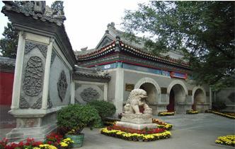 北京全真道图片