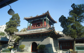 北京牛街礼拜寺图片