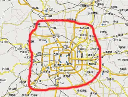 对汽车尾气和噪声能够起到明显的吸收,净化作用,对北京市的环境非常有