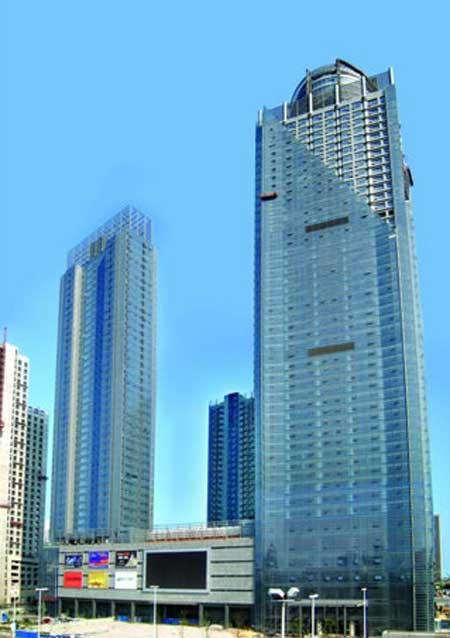 青岛开发区国际贸易中心