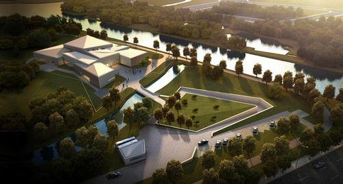 上海崧泽遗址博物馆