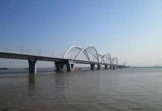杭州市彭埠大桥图集