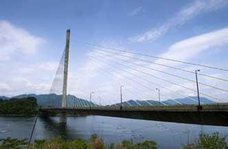 黄山市太平湖大桥图集