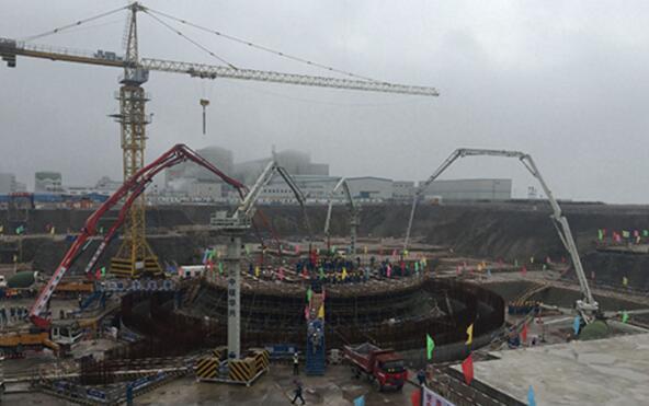 全世界造价最高核电站项目 欣克利角C正式开工