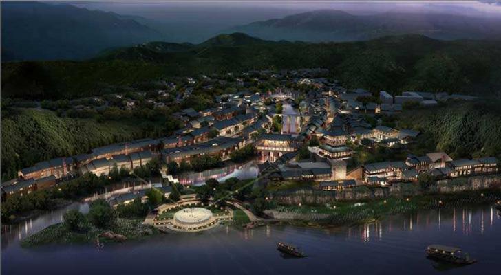 看过《神奇女侠》里的天堂岛 你更不能错过火遍中国的特色小镇