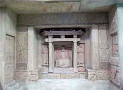 杨粲墓博物馆