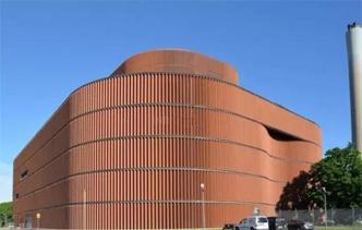 世界上独一无二生物质热电厂建筑(组图)